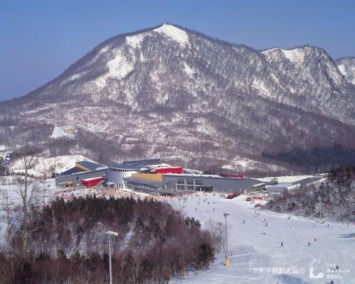 夏油高原スキー場 - kingdom of ...